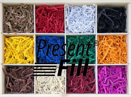 Presentfill Farben Box