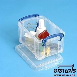 really useful box 0 7 liter inkl deckel. Black Bedroom Furniture Sets. Home Design Ideas