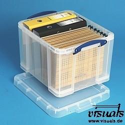 really useful box 35 liter f r a4 ordner. Black Bedroom Furniture Sets. Home Design Ideas