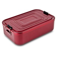 Lunchbox Quadra rot big – Bild 1