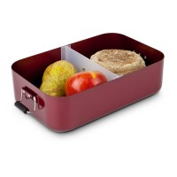 Lunchbox Quadra rot big – Bild 3