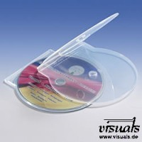 CShell-Box PP transparent VE: 50