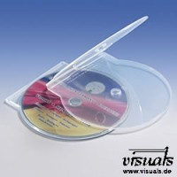 CShell-Box PP transparent VE: 250