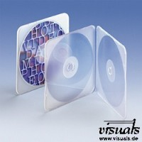 Mailcase PP transparent VE: 20